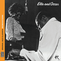 Fitzgerald, Ella / Peterson, Oscar - ELLA AND OSCAR (OJC REMASTERS) [CD]