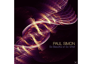 Paul Simon - So Beautiful Or So What - (CD)