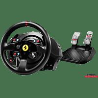 THRUSTMASTER T300 Ferrari GTE Wheel (Lenkrad inkl. 2-Pedalset, PS4 / PS3 / PC) Lenkrad
