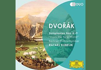 Bp, Rafael Kubelik, Rafael & Bp Kubelik - Sinfonien 6-9  - (CD)