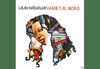 Lalah Hathaway - Where It All Begins  - (CD)