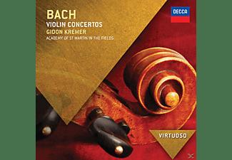 Heinz Holliger, Gidon Kremer, Academy of St. Martin in the Fields, Camerata Bern - Violinkonzerte  - (CD)