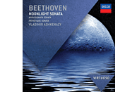 Vladimir Ashkenazy - Mondscheinsonate, Pathetique, Appassionata [CD]