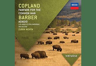 Zubin Mehta, Lapo, Zubin/lapo Mehta - Fanfare For The Common Man, Appalachian Spring/+  - (CD)