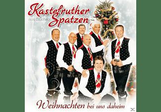 Kastelruther Spatzen - Weihnachten Bei Uns Daheim  - (CD)