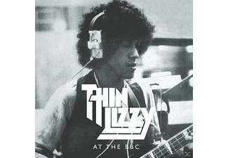 Thin Lizzy - Live At The Bbc  - (CD)