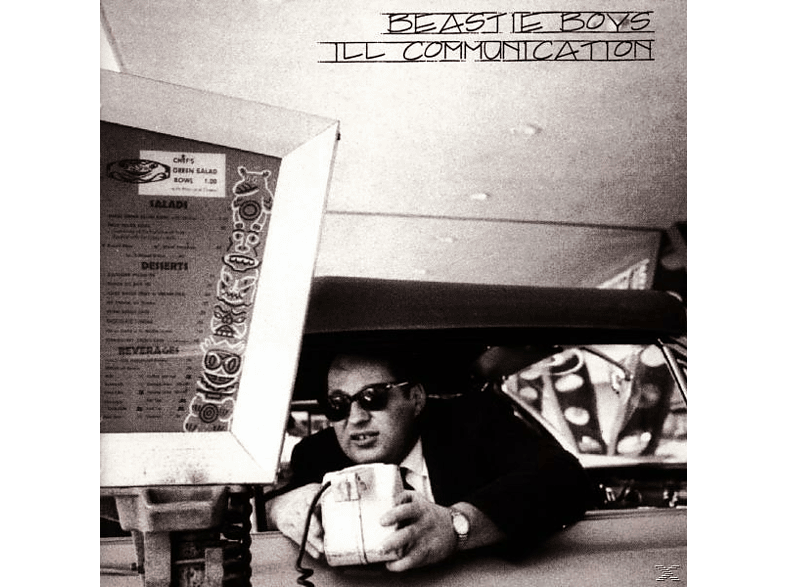 Beastie Boys - Ill Communication [CD]