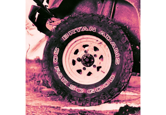 Bryan Adams - So Far So Good (CD)
