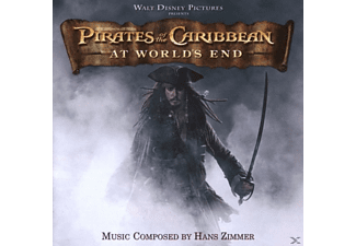 Pirates Of The Carribean 3 CD