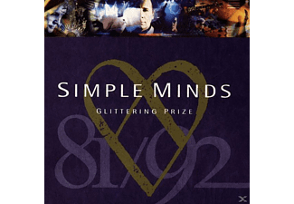 Simple Minds - BEST OF GLITTERING PRIZE [CD]