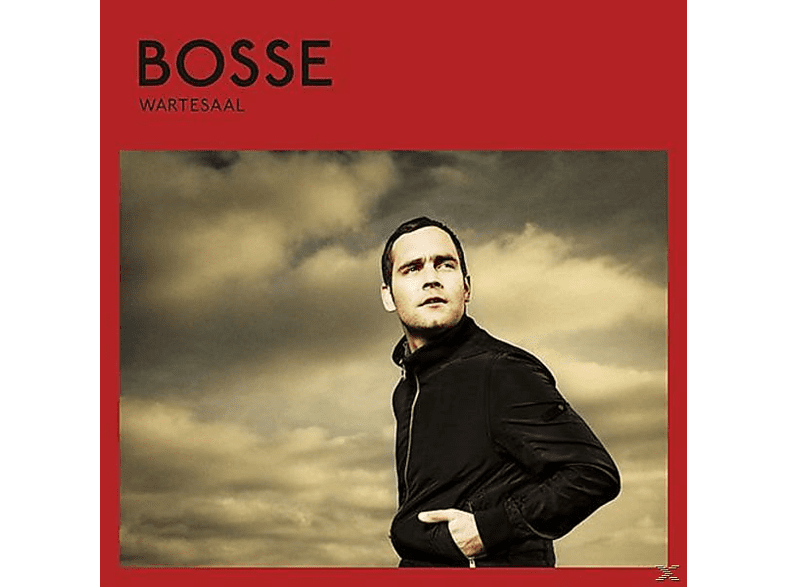 Bosse - WARTESAAL [CD]