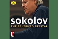 Sokolov Grigory - Sokolov-The Salzburg Recital [CD]