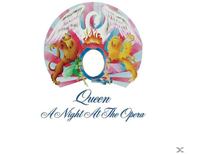 Queen - A Night At The Opera - Deluxe Edition (CD)