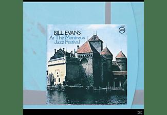 Bill Evans - At The Montreux Jazz (Vme)  - (CD)