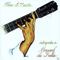 Paco de Lucía - Paco De Lucia Plays De Falla [CD]