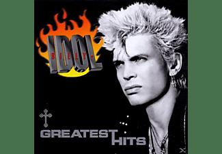 Billy Idol - GREATEST HITS [CD]