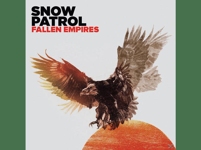 Snow Patrol - FALLEN EMPIRES [CD]