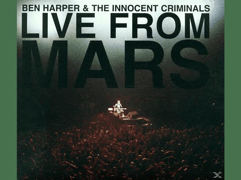 Ben Harper - Life From Mars CD