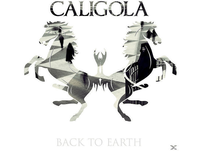 Caligola - BACK TO EARTH [CD]
