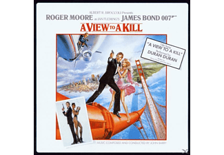 John Barry - James Bond - A View To A Kill (James Bond - Halálvágta) (CD)
