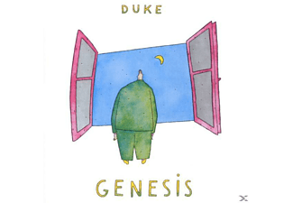 Genesis - Duke-Remaster  - (CD)
