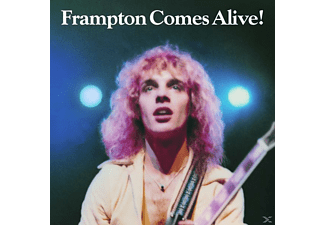 Peter Frampton - FRAMPTON COMES ALIVE  - (CD)