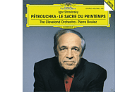 Co, Pierre/clo Boulez - Petruschka/Sacre Du Printemps [CD]
