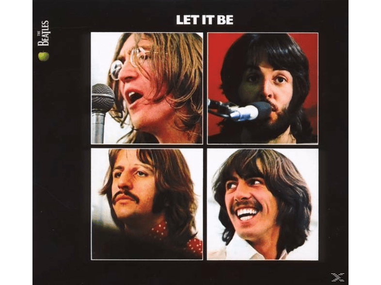 The Beatles - Let It Be [CD EXTRA/Enhanced]