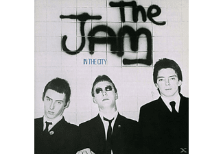 The Jam - In The City CD
