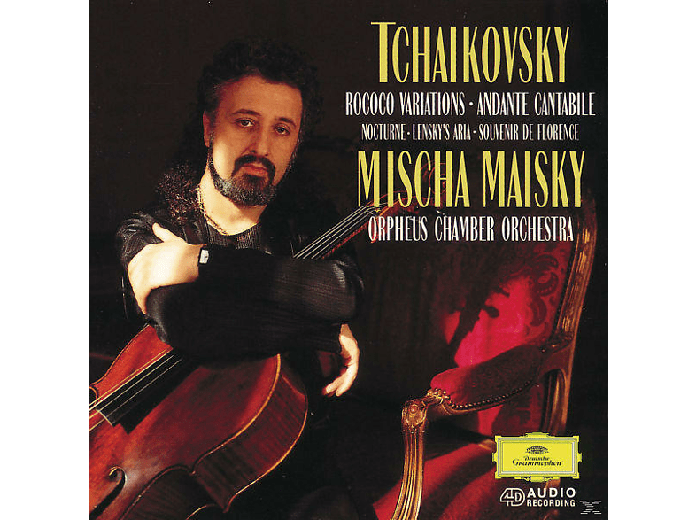 Mischa Maisky, Mischa/oco Maisky - Rokoko-Variationen/+ [CD]