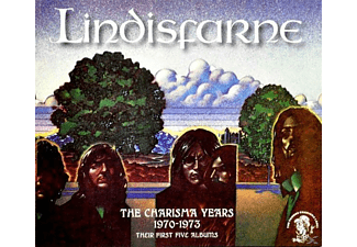 Lindisfarne - The Charisma Years (1970-1973) - (CD)
