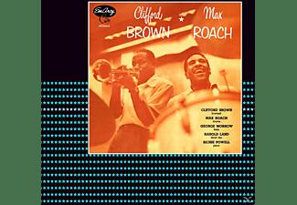 Clifford Brown, Brown, Clifford / Roach, Max - Clifford Brown/Max Roach (Vme)  - (CD)