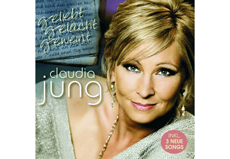 Claudia Jung - GELIEBT GELACHT GEWEINT - BEST OF  - (CD)