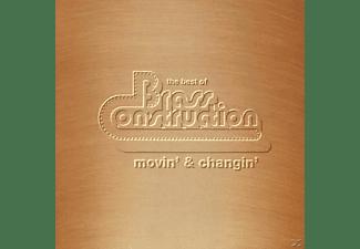 Brass Construction - Movin' & Changin'-Best Of Brass  - (CD)