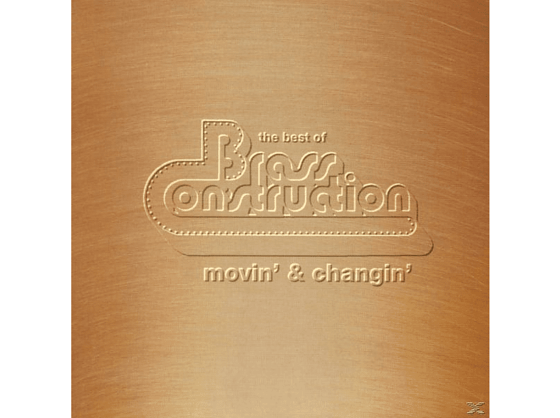 Brass Construction - Movin' & Changin'-Best Of Brass [CD]