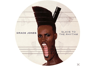 Grace Jones - Slave To The Rhythm (Back To Black Pic.V.Ltd.) - (Vinyl)