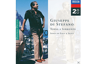 Guiseppe Di Stefano, Giuseppe Di Stefano - Torna A Surriento [CD]