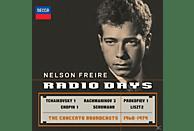Nelson Freire - Radio Days [CD]