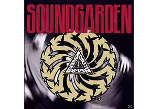 Soundgarden BADMOTORFINGER CD