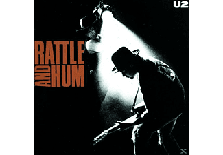 U2 - RATTLE AND HUM  - (CD)