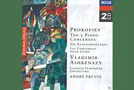 Vladimir Ashkenazy, Ashkenazy,Vladimir/Previn,Andre/LSO - Klavierkonzerte 1-5 [CD]