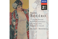 Osm, Charles Osm & Dutoit - Bolero/La Valse/+ [CD]