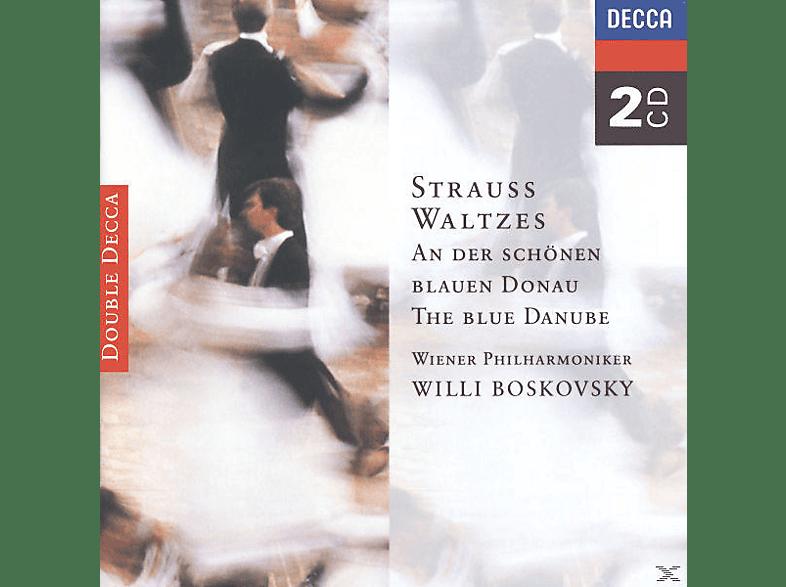 Wpo, Willi/wp Boskovsky - Walzer [CD]