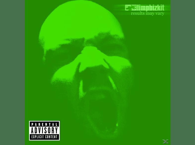 Limp Bizkit - RESULTS MAY VARY [CD]