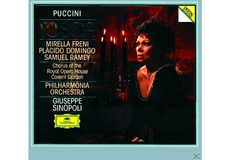 Plácido Domingo, Freni/Domingo/Sinopoli/POL - Tosca (Ga) - (CD)
