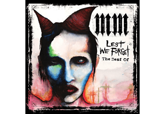 Marilyn Manson - The Best of Lest we Forget [CD]