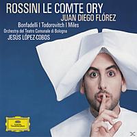 Miles, Florez/Bonfadelli/Miles/Cobos/Otbc - Le Comte Ory (Ga) - [CD]