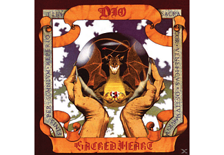 Dio - SACRED HEART - (CD)