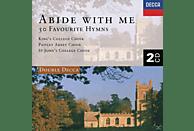 Kings College Choir Cambridge - Abide With Me-Hymns [CD]