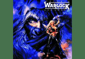 Warlock - Triumph And Agony  - (CD)